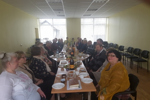 LASS Vilkaviškio rajono filialo nariai