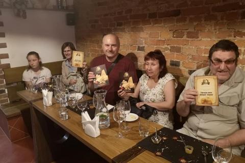 Sūrio džiugas, apdovanoti ekspertai