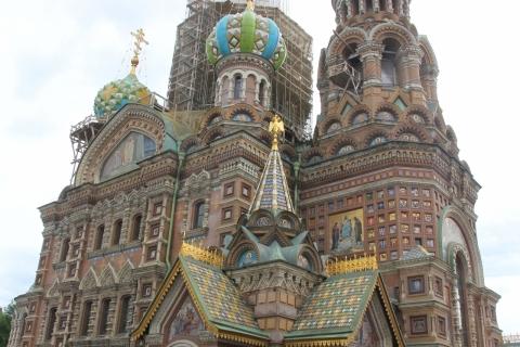Įspūdingo grožio cerkvė