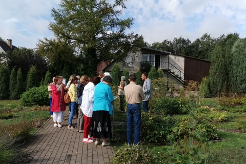 Šiaulių botanikos sodas