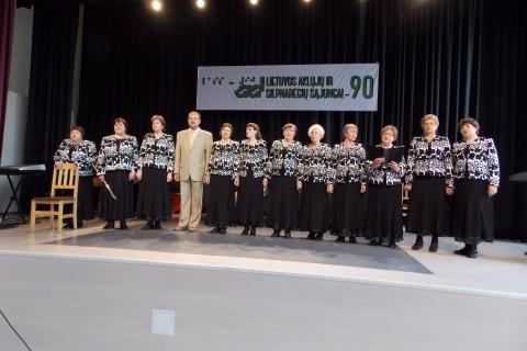LASS Prienų rajono filialo vokalinis ansamblis Puriena