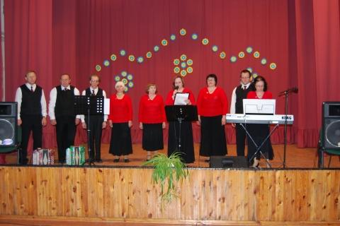 LASS Raseinių rajono filialo vokalinis ansamblis Svaja