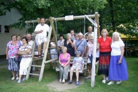 LASS Vilkaviškio filialo laisvalaikis