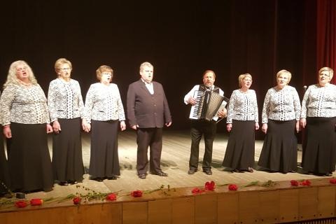 LASS Vilkaviškio filialo vokalinis ansamblis Žara