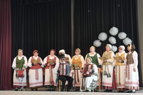 """LASS Jonavos rajono organizacijos liaudiškos muzikos kapela """"Jonavėlė"""""""
