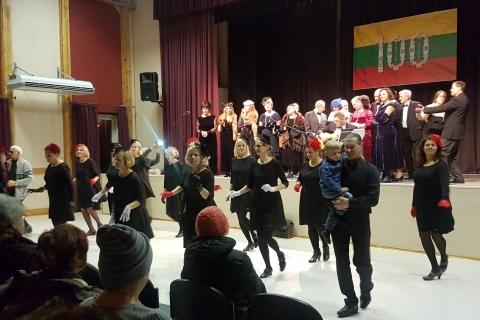 Dainavos bendruomenės centro linijinių šokių grupė ,,Rasos''
