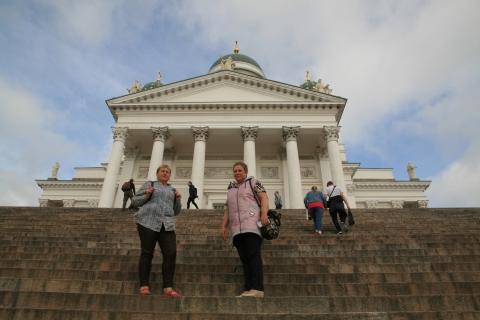 Helsinkio vienas iš architektūrinių paminklų