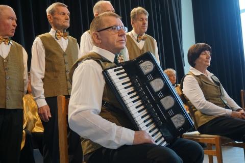 Vytautas Brušnius scenoje