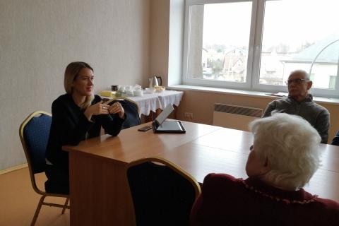Dėmesingumo ir meditacijos instruktorė, judesio trenerė Milda Steponavičiūtė