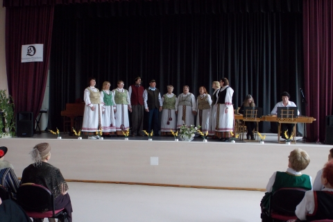 LASS Kėdainių rajono filialo kolektyvas