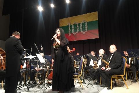 Visus užbūrusi konkursų laureatė Jelena Kovtun