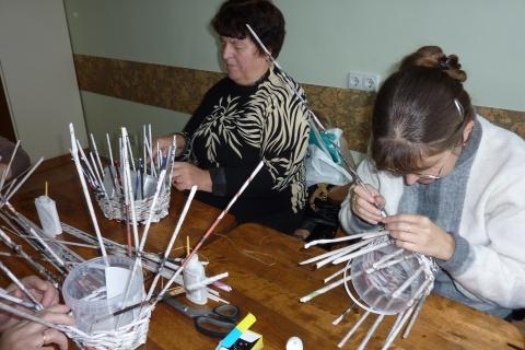 LASS Kauno rajono filialo rankdarbių būrelis